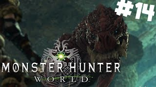Monster Hunter World PL #14 - Piesek z Rodem z Piekła - Odogaron | PC 1080P gameplay po polsku
