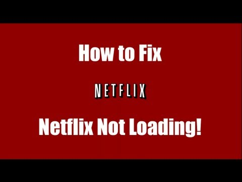 How to Fix Netflix Not Loading [Xbox 360 Tutorial]