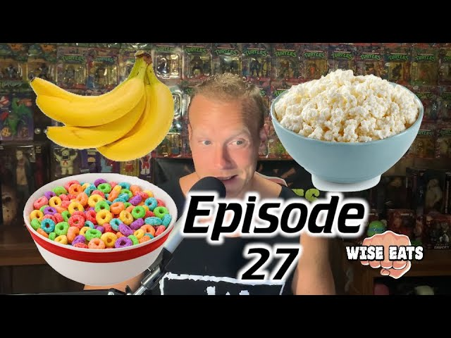 This Day in Diet History September 2020 -  2009 Diet vs Today (Wise Eats Podcast Episode #27)