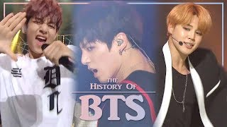BTS Special ★From Debut to IDOL★(1h 50mins Stage Compilation)