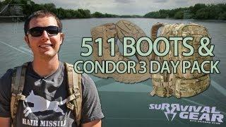 511 Boots & Condor
