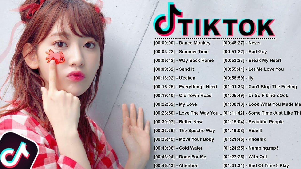 【TikTok】 よく使われる曲集 2020年08月   《超高音質》人気曲☆EDM R&B POP 洋楽】《超高音質》2020/08 (2)