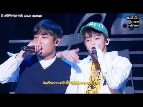[Live/Thaisub] NCT's Mark & Parc Jae Jung - Lemonade Love