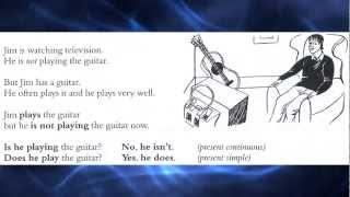 Времена английского глагола - Урок №8 (HD)