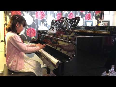 Yilin Yang plays Clowns by Kabalevsky