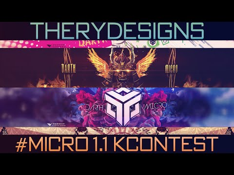 #Micro1.1KContest - TheRyDesigns