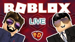 🔴 Roblox Live | Bloxburg and Wild Revolvers | Ben and Dad