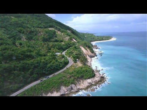 Dominican Republic Geography | Santo Domingo Drone View documentary