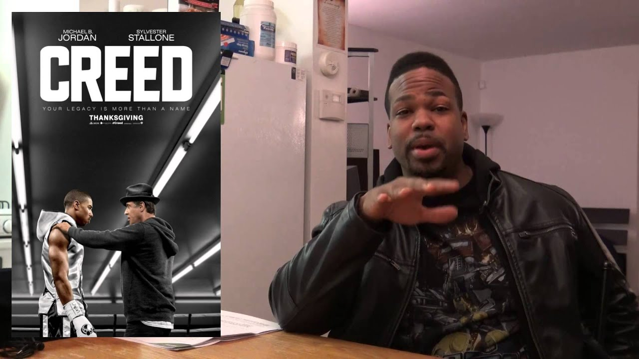 creed movie review youtube. Black Bedroom Furniture Sets. Home Design Ideas