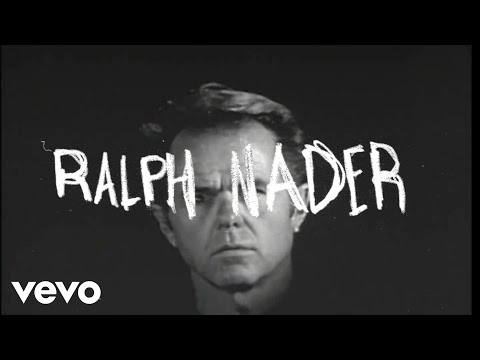 Staying For The Weekend - Ralph Nader (Official Lyric Video)