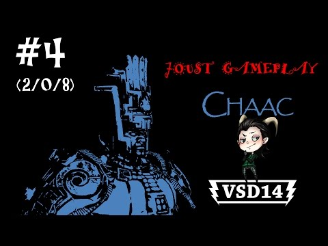 #4 Chaac Smite Joust Gameplay 1080p