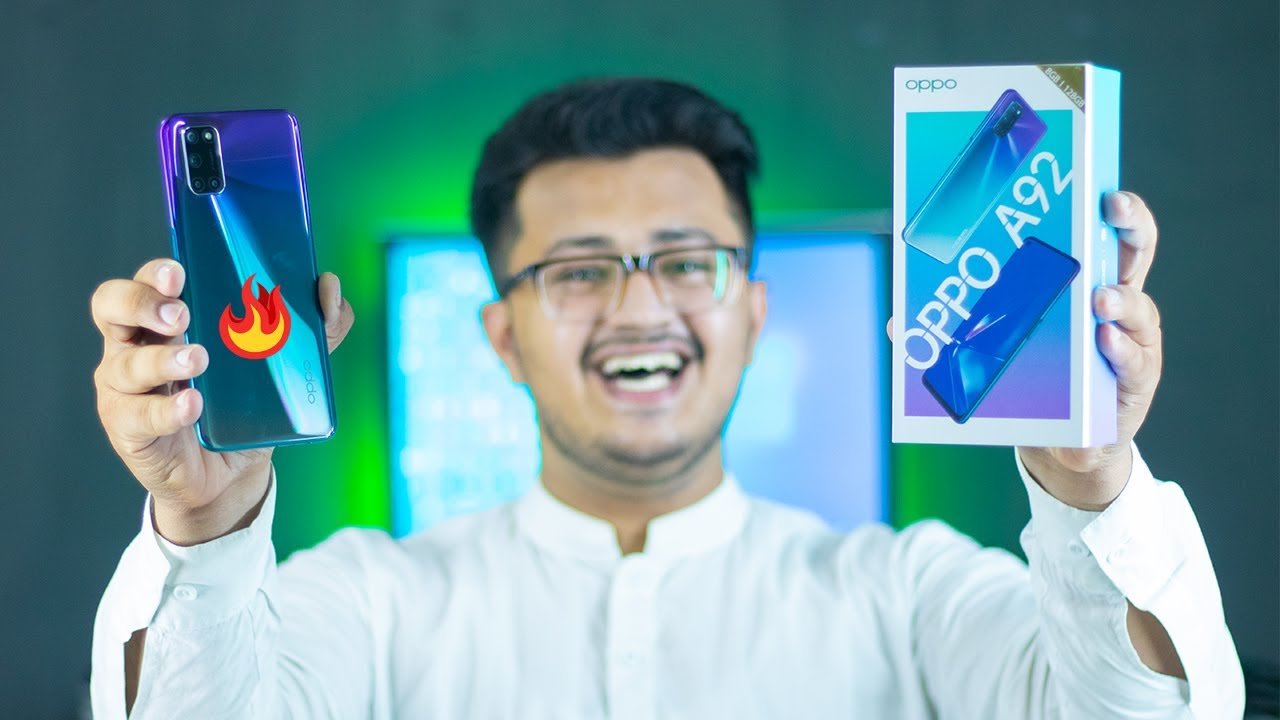 ISAY KEHTAY HEIN MOBILE : Oppo A92 Unboxing | 39,999 🔥