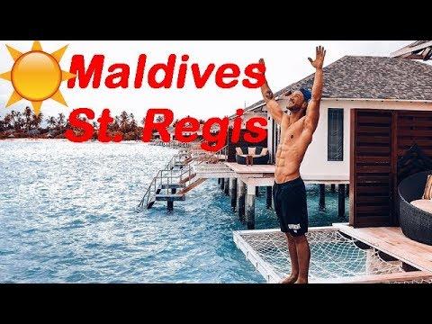 Maldives 2017  The St. Regis Maldives Vommuli Resort