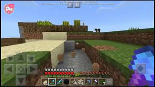 Watch me play Minecraft survival day 43/land renovation