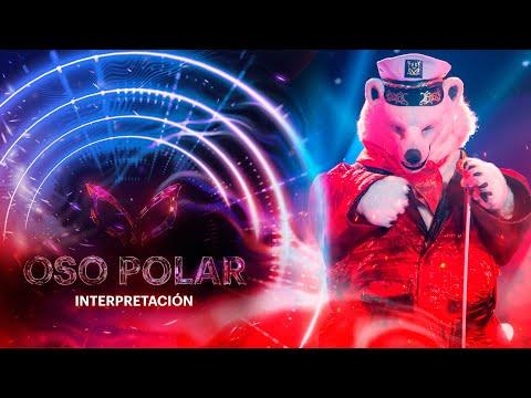 #OsoPolar ¡Oso Polar se pone 'guapachoso' con su interpretación! | ¿Quién es la Máscara? 2020