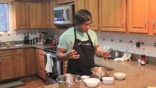 """How To Make: """"strawberry Caprese Pasta Salad"""" Ep. 13-everything Noodles W/ Lukas Seely"""