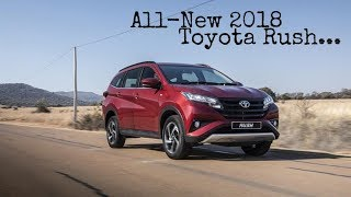 2018 Toyota Rush detailed review | Auto Car.
