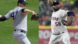 New York Yankees vs Houston Astros | Full Game Highlights