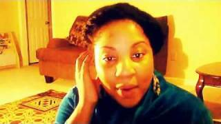 Cute Fall/Winter Protective Style for Natural Hair Thumbnail