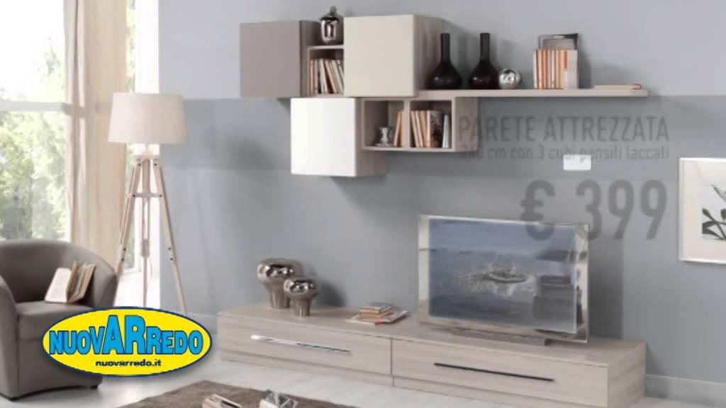 Nuovarredo parete attrezzata youtube - Magri arreda cucine ...