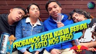 PROBANDO SLOW COW LA BEBIDA QUE TE DUERME Y MATA EL ESTREX ! DeBarrio