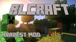 RLCraft Hardest Mod of MINECRAFT  Ep-1