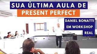 Sua Última Aula de Inglês sobre Present Perfect - Entenda de uma vez!