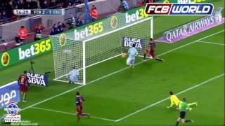 جميع اهداف برشلونة في الدوري موسم 2015-2016 بتعليق عربي HD