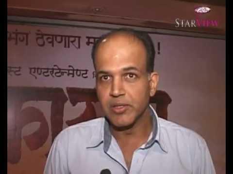 Ashutosh Gowariker at the music launch of Marathi film