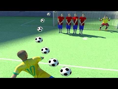 Shoot Goal - League 2017 - Android Gameplay