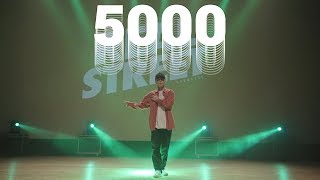 5000(SOLO SHOWCASE) || GB ACADEMY CONCERT || REAL STREET VOL.10