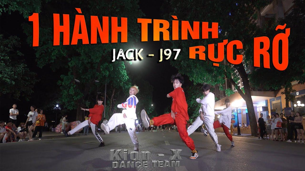 Một hành trình rực rỡ | Jack - J97 | KION X DANCE TEAM | SPX ENTERTAINMENT