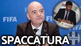 Scontro FIFA-UEFA sul nuovo mondiale per club     Extra Avsim