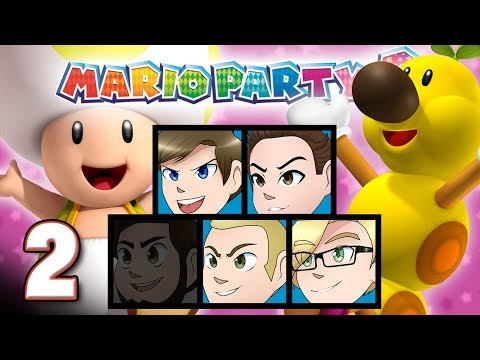 Mario Party 9: Toad and Go Seek - EPISODE 2 - Friends Without Benefits