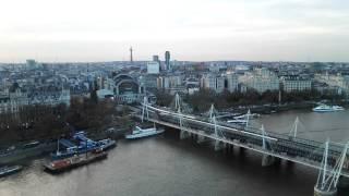 Huawei P8 Zeitraffer-Aufnahme -  London Eye!