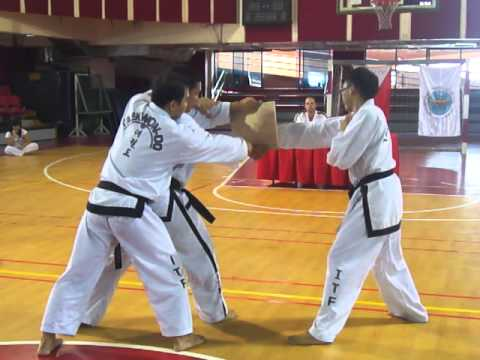 ITF BLACK BELT'S GRADING IN PHILIPPINES (PART 5)