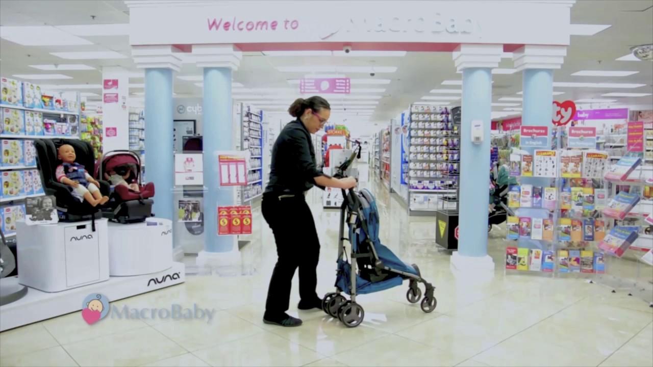 b8c59f9abba Chicco Liteway Plus Stroller v2 - YouTube