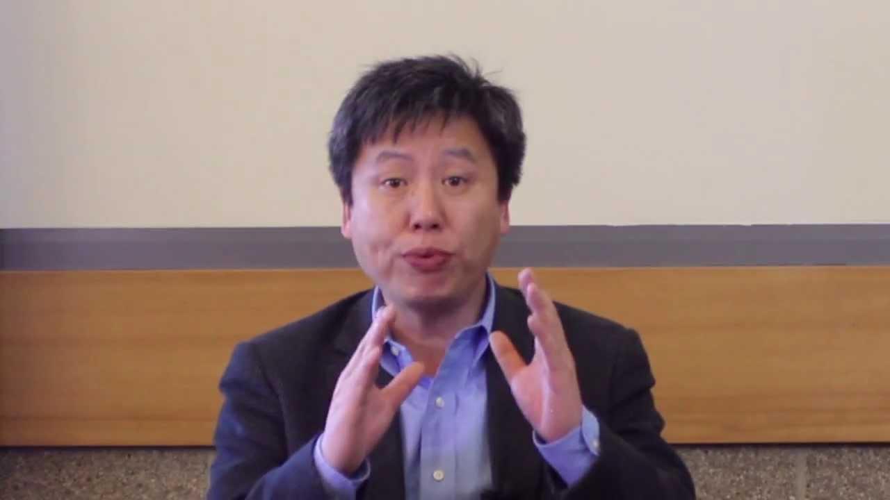 Yong Zhao - World Class Learners - YouTube