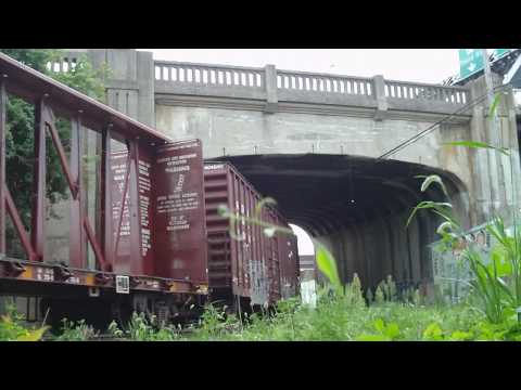 Railfan trip to Bethlehem and Allentown, PA