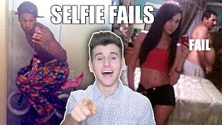 Reacting To The Funniest Selfie Fails!