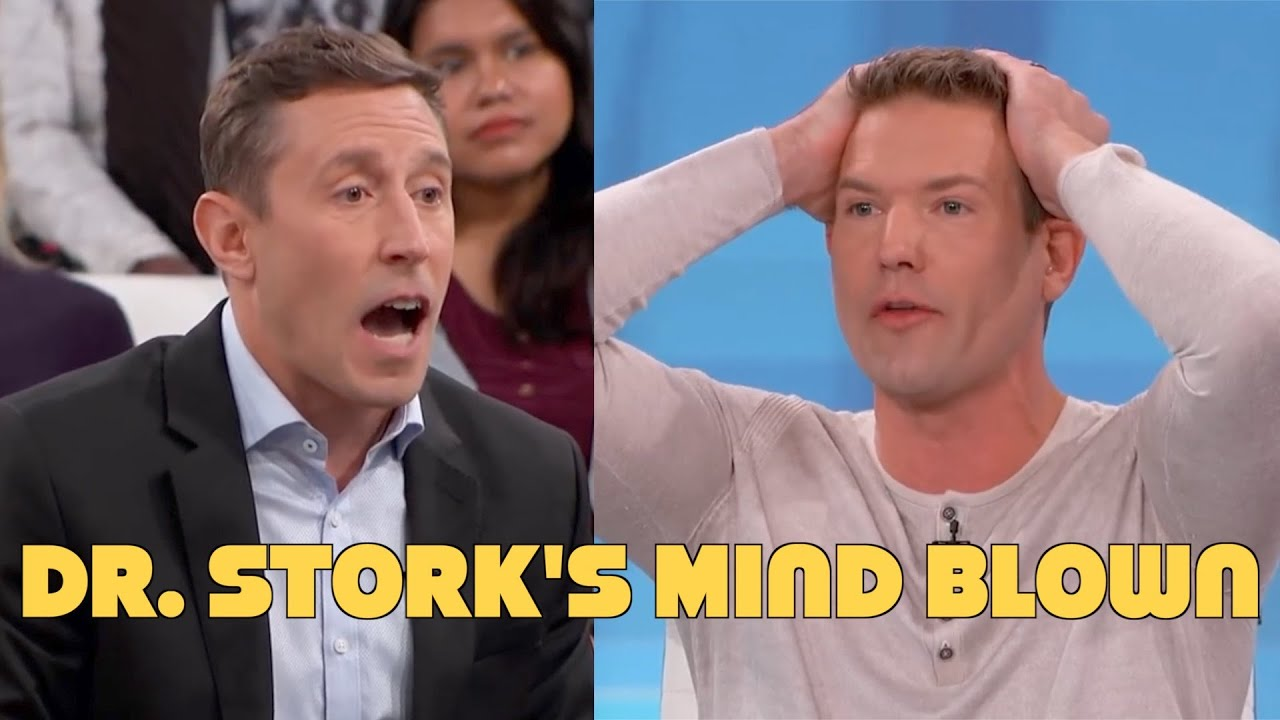 The Doctors Viciously Debunk Carnivore Diet Doctor. Stork Goes BALLISTIC!