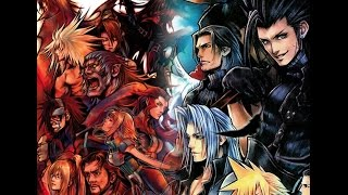 Final Fantasy VII Compilation and why it fits and why I like it | Vincent Valentine EX Turk Offical Channel