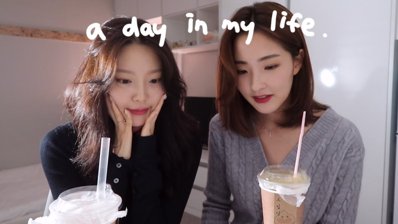 [VLOG] 하누 일상 브이로그 | 또 바빠진 하루들 | 언박싱 | 졸업작품 준비 | 먹로그 (순두부/오리고기/김밥) | 18년 친구 집들이,라방