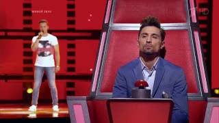The Voice RU 2016 Alexey — «Rise Like a Phoenix» Blind Auditions | Голос 5. Алексей Романов. СП