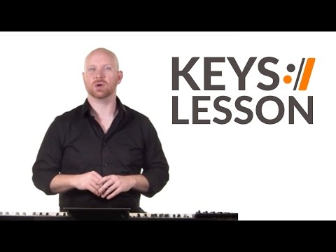This Is Amazing Grace - Bethel Music // Keys Tutorial