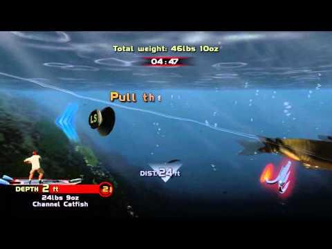 Rapala Pro Bass Fishing 2010 Montage