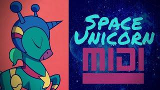 Space Unicorn MIDI