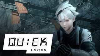 NieR Replicant ver.1.22474487139...: Quick Look