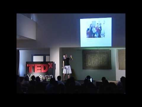 TEDxYerevan - Anna Yeghoyan - YOUth Can Make a Difference