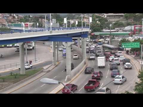 Se proyecta la construcción de seis rotondas en Tegucigalpa y Comayagüela